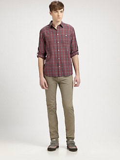 Marc by Marc Jacobs - Dustin Plaid Sportshirt