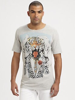 Diesel - Tigre Cotton Tee
