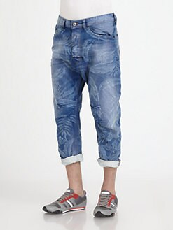 Diesel - Narrot Carrot-Fit Jeans