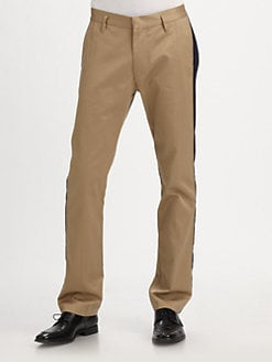 Marc by Marc Jacobs - Bauhaus Cotton Twill Pants