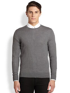 Acne Studios - Clissold Wool Crewneck Sweater