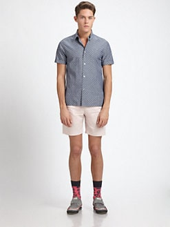 Marc by Marc Jacobs - Dotty Chambray Sportshirt