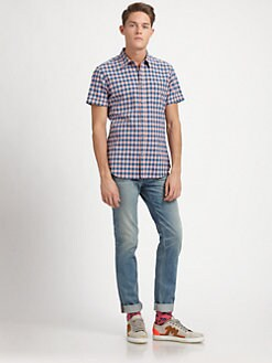 Marc by Marc Jacobs - Molly Check Sportshirt
