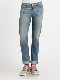 Marc by Marc Jacobs - Indigo Summer Denim Jeans