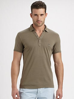 Diesel - Jersey Cotton Polo