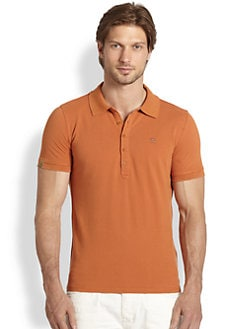 Diesel - T-Apola-S Polo T-Shirt