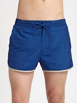 Marc by Marc Jacobs - Nylon Swim Trunks