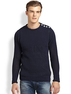 Diesel - Mixed Cotton Sweater
