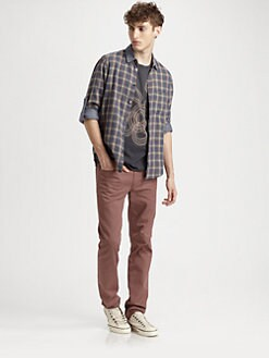 Marc by Marc Jacobs - Plaid Sportshirt