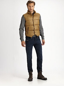 Diesel - Warwick Puffer Vest