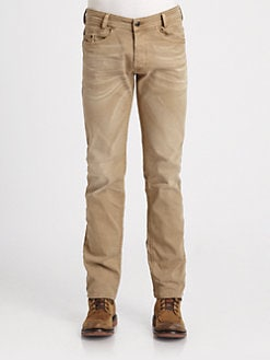 Diesel - Iakop Dark Stretch Jeans