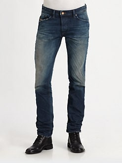 Diesel - Darron Authentic Wash Jeans