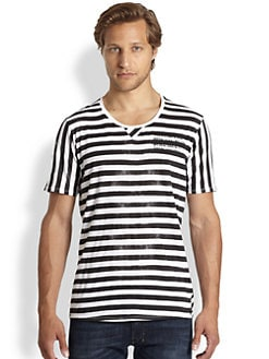 Diesel - Kaskara Striped T-Shirt