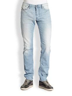 Diesel - Shioner Light Wash Jeans