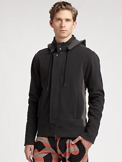 Marc by Marc Jacobs - Henrik Sweatshirt Jacket
