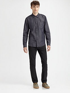 Marc by Marc Jacobs - Leo Chambray Sportshirt