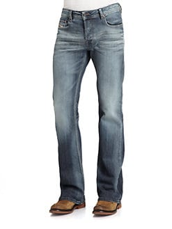 Diesel - Zathan Bootcut Jeans