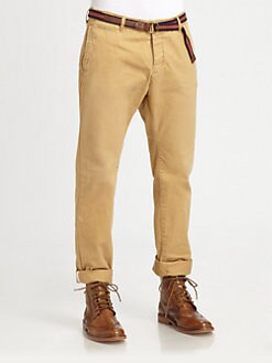 Scotch & Soda - Relaxed Slim Twill Chino