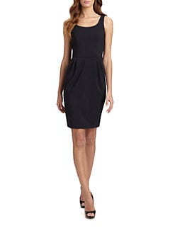 Armani Collezioni - Featherweight Wool Dress