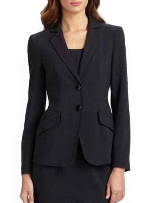Featherweight Wool Jacket