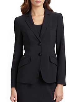 Armani Collezioni - Featherweight Wool Jacket