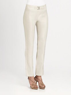 Armani Collezioni - Slim-Leg Pants