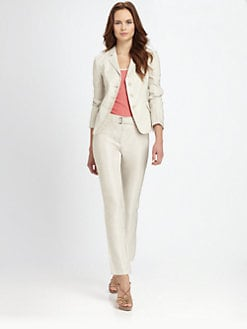 Armani Collezioni - Three-Button Jacket