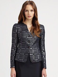 Armani Collezioni - Metalasse Jacket