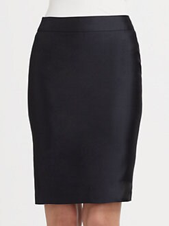 Armani Collezioni - Gazar Pencil Skirt