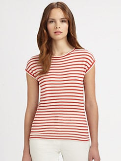 Armani Collezioni - Striped Tee