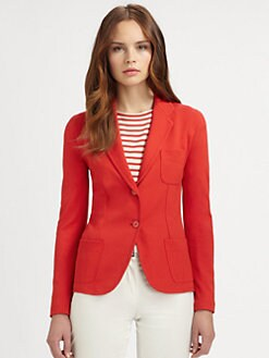 Armani Collezioni - Jersey Jacket
