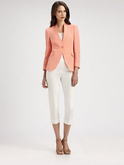 Armani Collezioni - Inverted Lapel Jacket