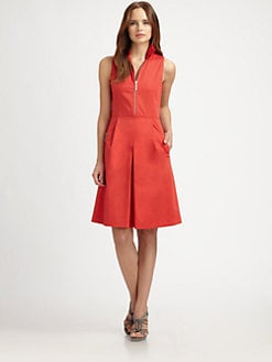 Armani Collezioni - Stretch Cotton Dress