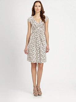 Armani Collezioni - Jersey Petal Dress