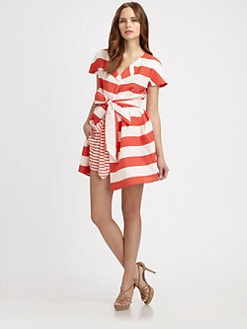 Armani Collezioni - Striped Dress