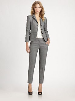 Armani Collezioni - Contrast Weave Jacket
