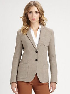 Armani Collezioni - Classic Herringbone Jacket