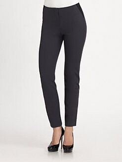 Armani Collezioni - Tech Stretch Slim Pants
