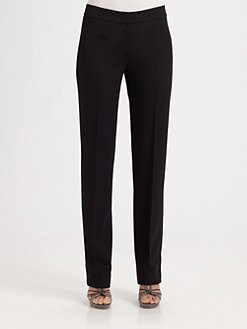 Armani Collezioni - Slim Straight Pants