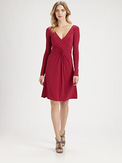 Armani Collezioni - Matte Jersey Dress