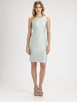 Armani Collezioni - Shantung Dress