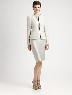 Armani Collezioni - Lurex Melange Jacket