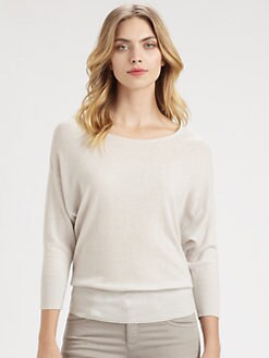 Armani Collezioni - Cashmere Dolman Sweater