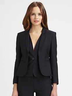 Armani Collezioni - Pinstripe Vest Jacket