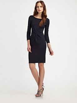 Armani Collezioni - Stretch Jersey Dress