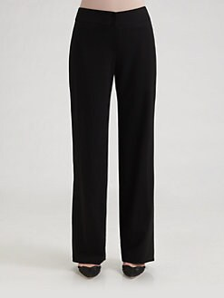 Armani Collezioni - Featherweight Wool Pants
