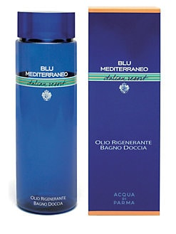 Acqua Di Parma - Blu Mediterraneo Italian Resort Revitalizing Bath & Shower Oil/8.5 oz.