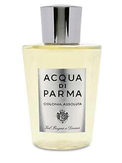 Acqua Di Parma - Colonia Assoluta Bath & Shower Gel/6.7 oz.