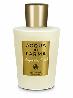 Acqua Di Parma - Magnolia Nobile Bath & Shower Cleansing Gel/6.7 oz.