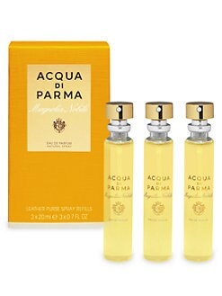 Acqua Di Parma - Set of 3 Magnolia Nobile Purse Spray Refills/0.7 oz. each